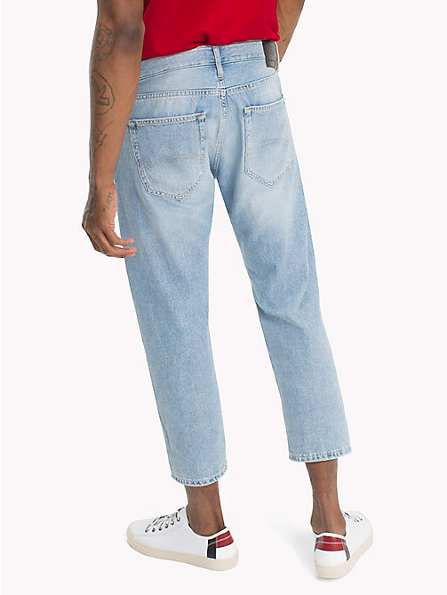 TOMMY JEANS TJ 1951 relaxed baggy jeans - MASON LIGHT BLUE RIGID - TOMMY JEANS Straight Jeans - detail image 1