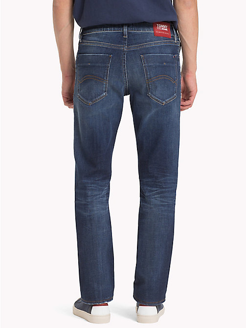 TOMMY JEANS Dynamic Stretch Slim Fit Jeans - DYNAMIC JACOB DARK BLUE STR. - TOMMY JEANS Slim Fit Jeans - detail image 1