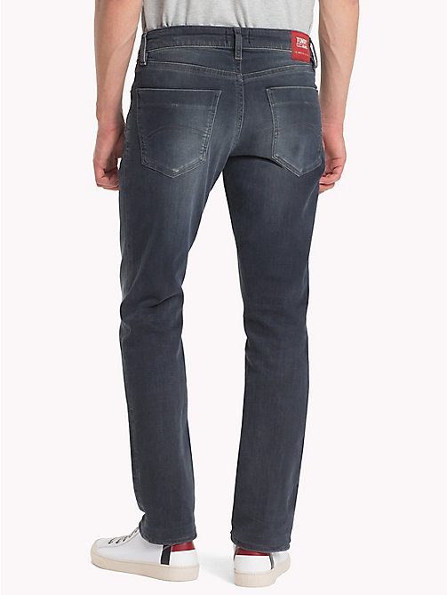 TOMMY JEANS Dynamic Stretch Slim Fit Jeans - DYNAMIC JACOB BLACK STR. - TOMMY JEANS Slim Fit Jeans - detail image 1