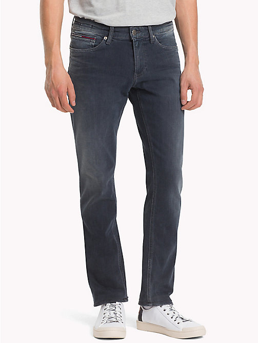 TOMMY JEANS Dynamic Stretch Slim Fit Jeans - DYNAMIC JACOB BLACK STR. - TOMMY JEANS Jeans - main image