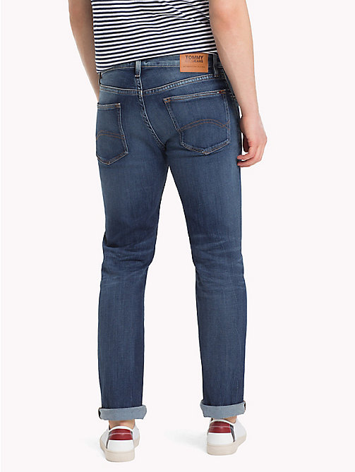TOMMY JEANS Straight Fit Jeans - SOMERS DARK BLUE COM - TOMMY JEANS Clothing - detail image 1