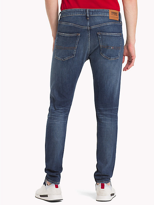 TOMMY JEANS Tapered Leg TJ 1988 Jeans - SOMERS DARK BLUE COM - TOMMY JEANS Tapered Jeans - detail image 1