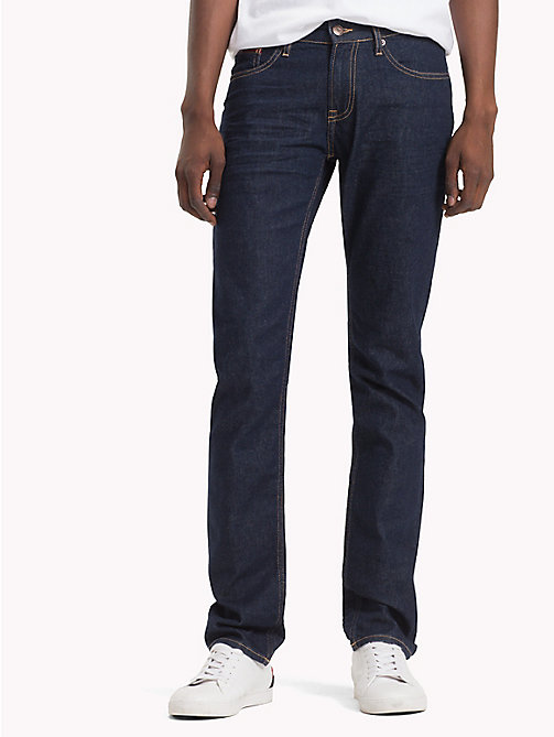 TOMMY JEANS Dynamic Stretch Slim Fit Jeans - WILSON RINSE BLUE STRETCH - TOMMY JEANS Jeans - main image