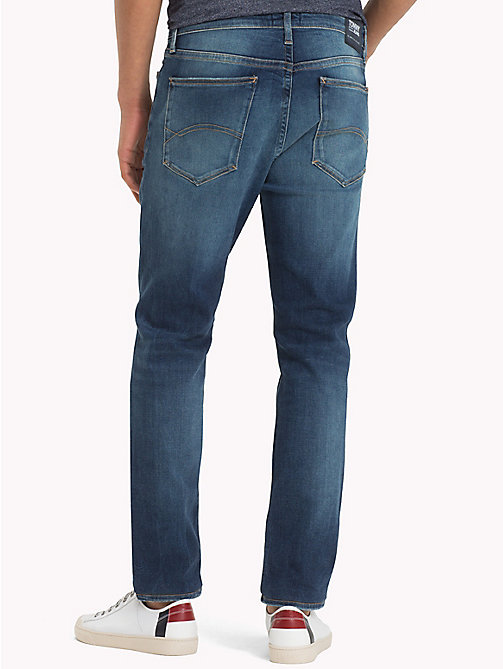 TOMMY JEANS Skinny Fit Jeans - WILSON MID BLUE STRETCH - TOMMY JEANS Clothing - detail image 1