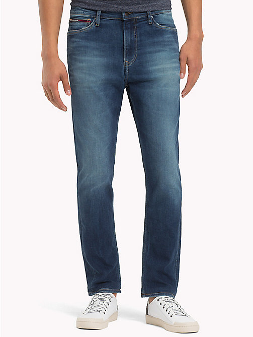 TOMMY JEANS Skinny Fit Jeans - WILSON MID BLUE STRETCH - TOMMY JEANS Clothing - main image