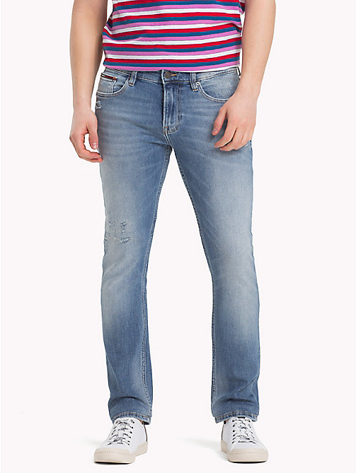 TOMMY JEANS Slim Fit Jeans mit Dynamic-Stretch - LEROY LIGHT BLUE COM - TOMMY JEANS Slim Fit Jeans - main image