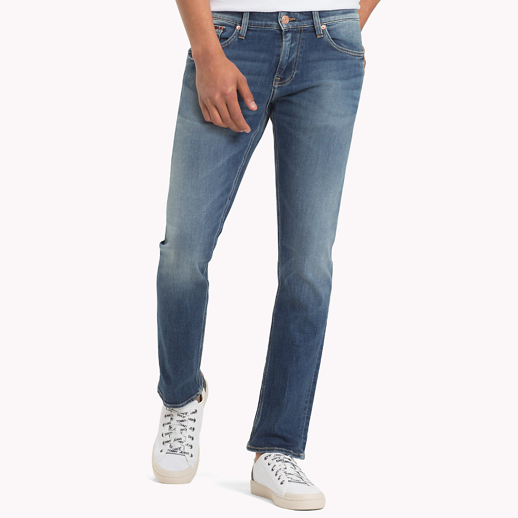 Buy Cheap Get To Buy Organic Cotton Slim Fit Selvedge Jeans - Sales Up to -50% Tommy Hilfiger Nicekicks Free Shipping Sale Pre Order Sale Online yTRVB16