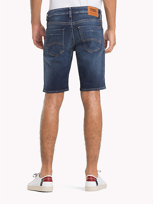 TOMMY JEANS Shorts Scanton slim fit - PASEO DARK BLUE COM - TOMMY JEANS Pantaloni - dettaglio immagine 1