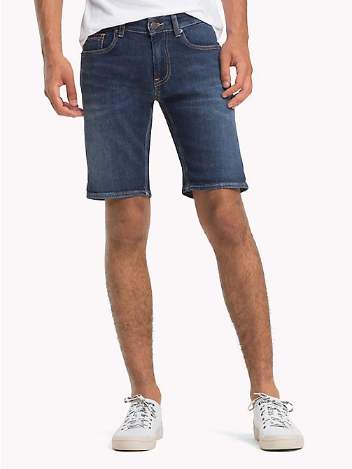 TOMMY JEANS Scanton Slim Fit Shorts - PASEO DARK BLUE COM - TOMMY JEANS Trousers & Shorts - main image