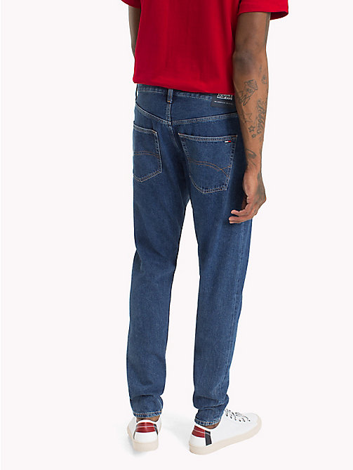 TOMMY JEANS TJ 1988 Tapered Fit Jeans - TOMMY CLASSICS MID BL RIG - TOMMY JEANS Tapered Jeans - main image 1