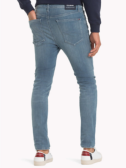 TOMMY JEANS Dynamic Stretch Denim Skinny Fit Jeans - DYNAMIC CAST MID BLUE STRETCH - TOMMY JEANS Jeans - detail image 1