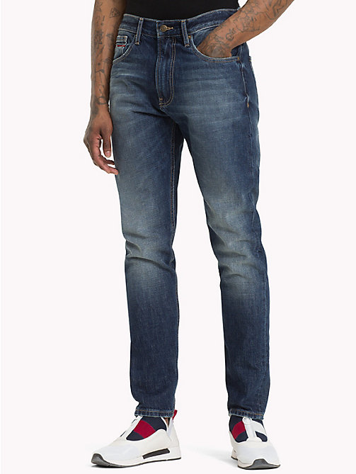 TOMMY JEANS TJ 1988 Tapered Jeans - ORTON MID BLUE RIGID - TOMMY JEANS Tapered Jeans - main image