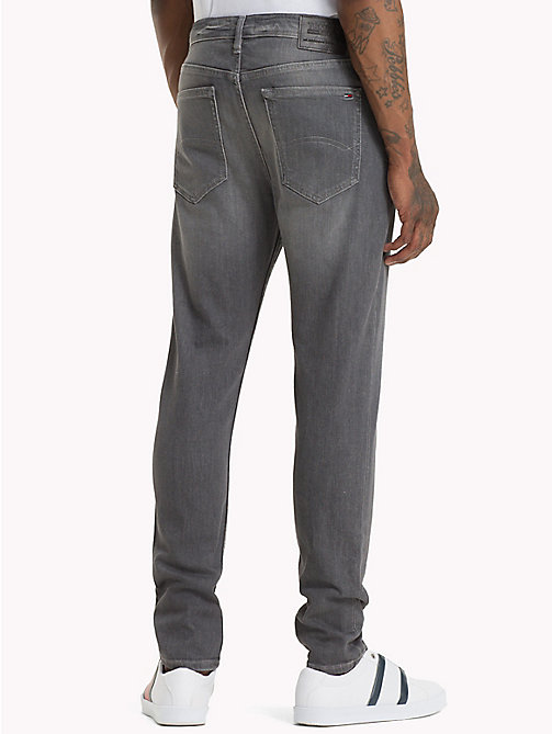 TOMMY JEANS Faded Skinny Fit Jeans - GRAPH GR STR - TOMMY JEANS Skinny Jeans - detail image 1
