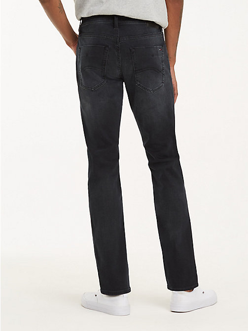 TOMMY JEANS Scanton dynamic stretch-jeans - DYNAMIC CLASSIC BLACK STRETCH - TOMMY JEANS Kleding - detail image 1