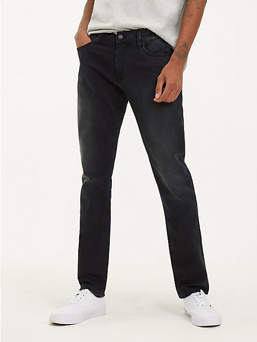 TOMMY JEANS Scanton Dynamic Stretch Jeans - DYNAMIC CLASSIC BLACK STRETCH - TOMMY JEANS Jeans - main image