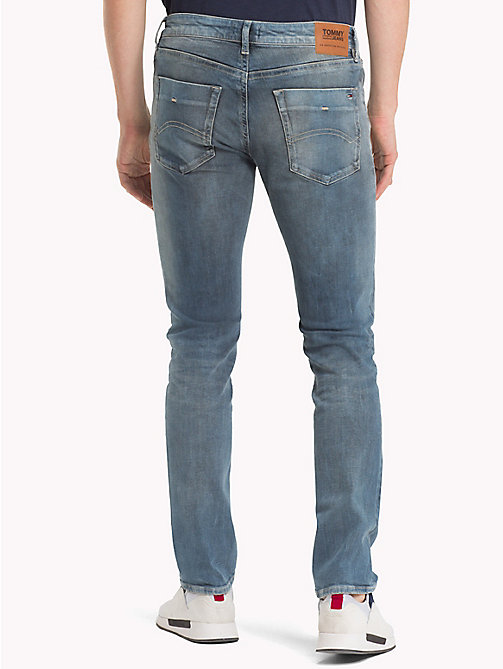 TOMMY JEANS Jean classique Dynamic stretch Scanton - DYNAMIC CLASSIC MID BLUE STRETCH - TOMMY JEANS Jeans - image détaillée 1