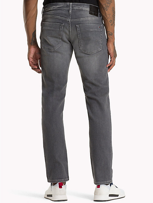 TOMMY JEANS Stretch Slim Fit Jeans - GRAPH GR STR - TOMMY JEANS Slim Fit Jeans - detail image 1