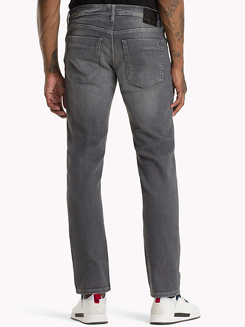TOMMY JEANS Stretch Slim Fit Jeans - GRAPH GR STR - TOMMY JEANS Jeans - detail image 1