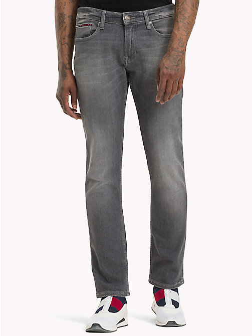 TOMMY JEANS Stretch Slim Fit Jeans - GRAPH GR STR - TOMMY JEANS Slim Fit Jeans - main image