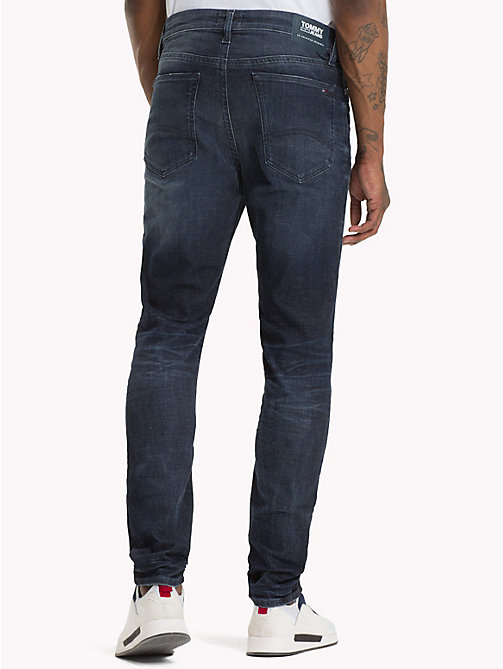 TOMMY JEANS Jean Dynamic stretch coupe skinny - DYNAMIC CLASSIC DARK BLUE STRETCH - TOMMY JEANS Jeans - image détaillée 1
