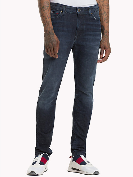 TOMMY JEANS Skinny Fit Jeans mit Dynamic-Stretch - DYNAMIC CLASSIC DARK BLUE STRETCH - TOMMY JEANS Jeans - main image