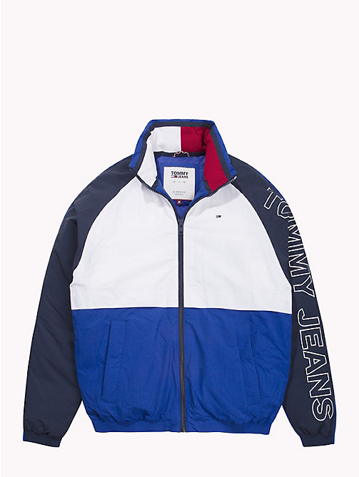 TOMMY JEANS Tommy Classics Retro-Jacke - SURF THE WEB / MULTI - TOMMY JEANS Mäntel & Jacken - main image 1