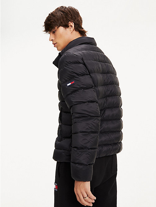 TOMMY JEANS Down-Filled Puffer Jacket - TOMMY BLACK - TOMMY JEANS Coats & Jackets - detail image 1