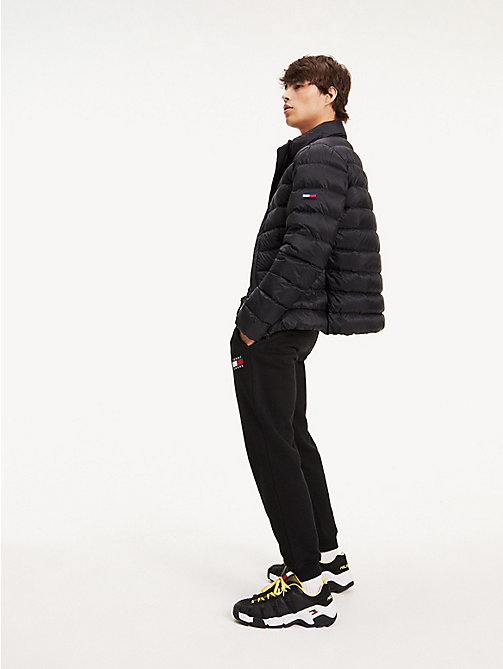 TOMMY JEANS Down-Filled Puffer Jacket - TOMMY BLACK - TOMMY JEANS Coats & Jackets - main image