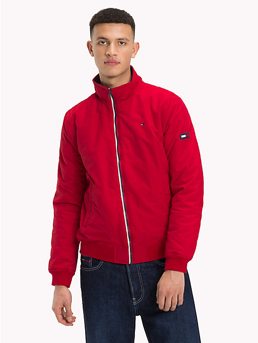 TOMMY JEANS Padded Nylon Jacket - SAMBA - TOMMY JEANS Coats & Jackets - main image