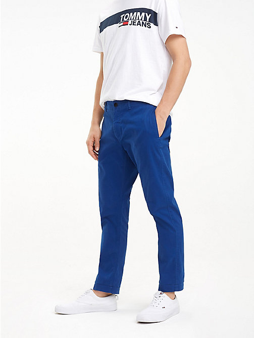 TOMMY JEANS Slim Fit Chinos - LIMOGES - TOMMY JEANS Trousers & Shorts - main image