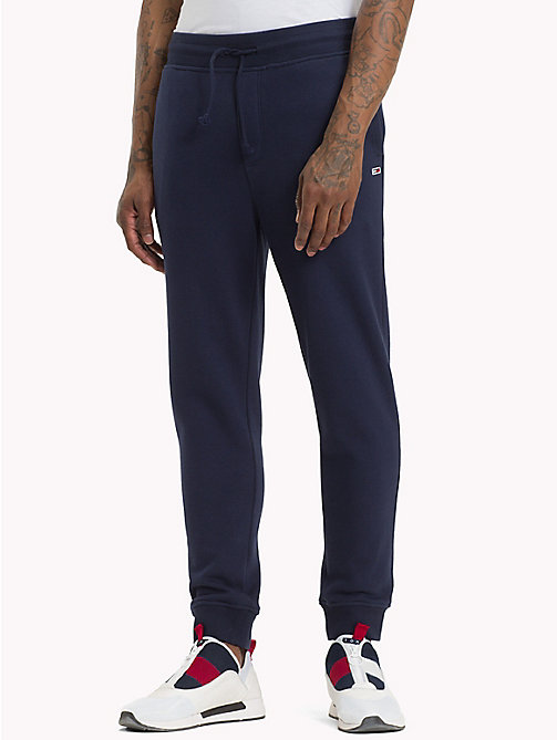 TOMMY JEANS Tommy Classics joggingbroek - BLACK IRIS - TOMMY JEANS Trainingspak - detail image 1
