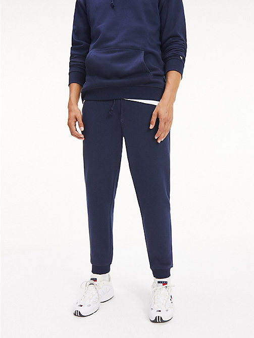 TOMMY JEANS Tommy Classics joggingbroek - BLACK IRIS - TOMMY JEANS Trainingspak - main image
