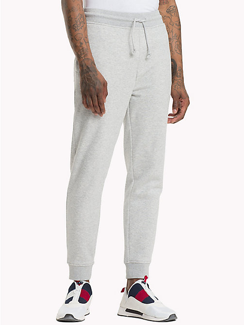 TOMMY JEANS Tommy Classics Joggers - LT GREY HTR - TOMMY JEANS Tracksuits - detail image 1