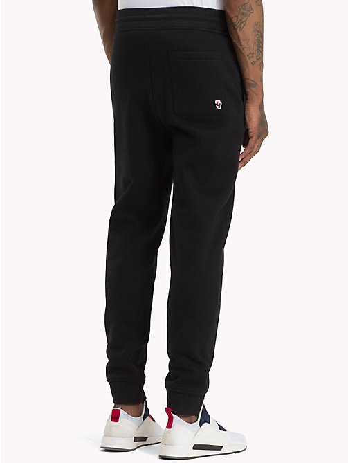 TOMMY JEANS Tommy Classics Joggers - TOMMY BLACK - TOMMY JEANS Tommy Classics - detail image 1