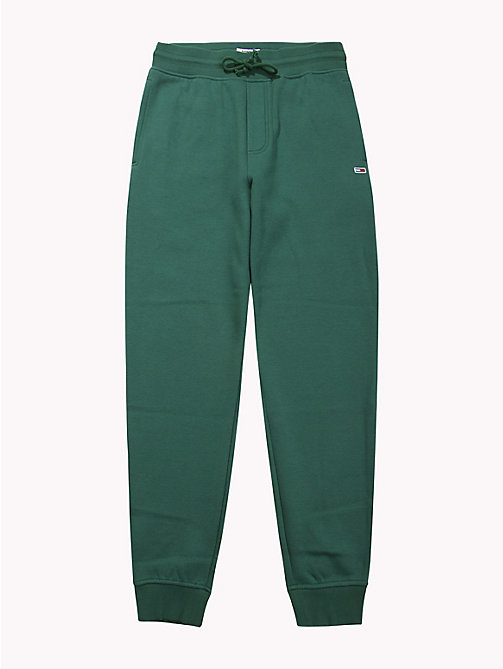 TOMMY JEANS Tommy Classics Jogginghose - HUNTER GREEN - TOMMY JEANS Trainingsanzüge - main image 1