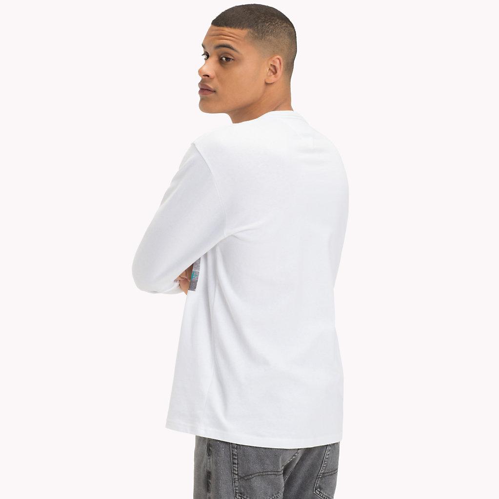 Tommy Hilfiger - Camiseta de manga larga en algodón - 2