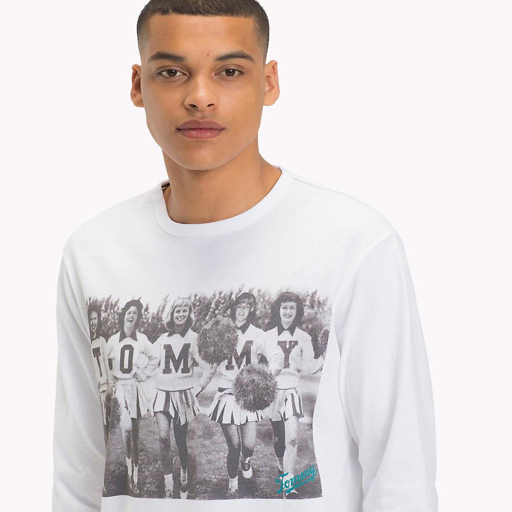 Tommy Hilfiger - Camiseta de manga larga en algodón - 3