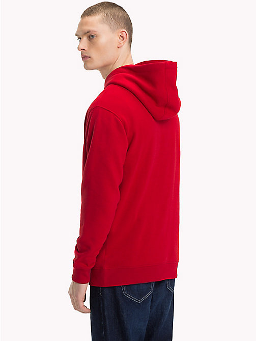 TOMMY JEANS Tommy Jeans Logo Hoody - SAMBA - TOMMY JEANS Sweatshirts & Hoodies - detail image 1