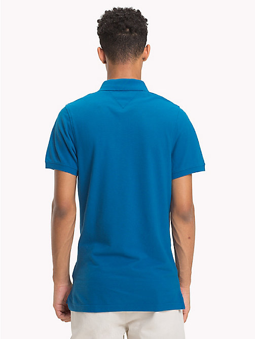 TOMMY JEANS Polo Essential - BLUE SAPPHIRE - TOMMY JEANS T-Shirts & Polos - dettaglio immagine 1