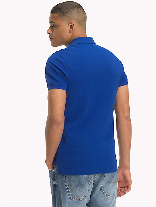 TOMMY JEANS Essential Polo Shirt - SURF THE WEB - TOMMY JEANS T-Shirts & Polos - detail image 1
