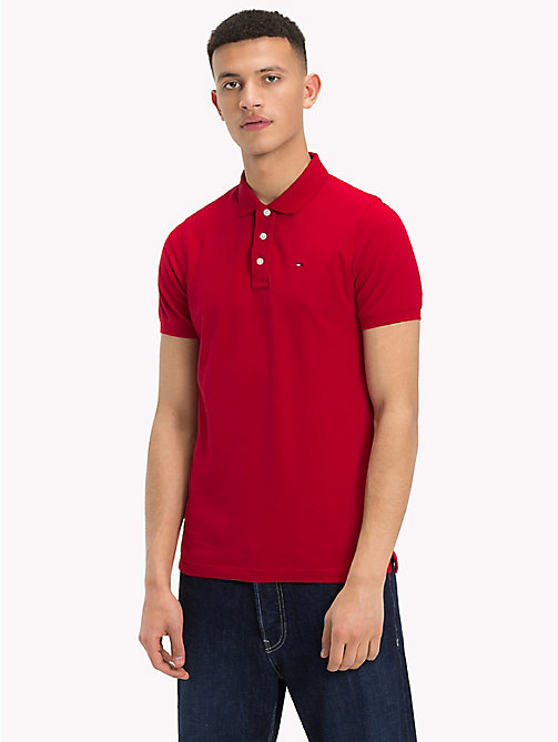 TOMMY JEANS Klassisches Poloshirt - SAMBA - TOMMY JEANS T-Shirts & Poloshirts - main image