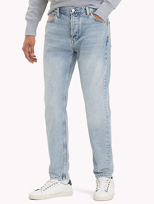 TOMMY JEANS 90s Faded Dad Jeans - LIGHT BLUE DENIM - TOMMY JEANS Straight Fit Jeans - main image