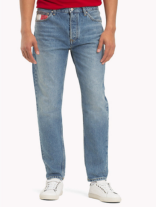 TOMMY JEANS 90s Mid-Wash Dad Jeans - MID BLUE DENIM -  TOMMY JEANS Capsule - main image