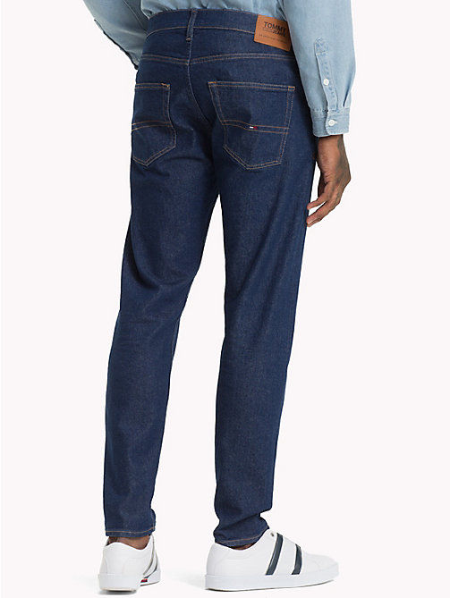 TOMMY JEANS TJ 1988 Tapered Fit Jeans - TOMMY CLASSICS RINSE - TOMMY JEANS Tapered Jeans - main image 1