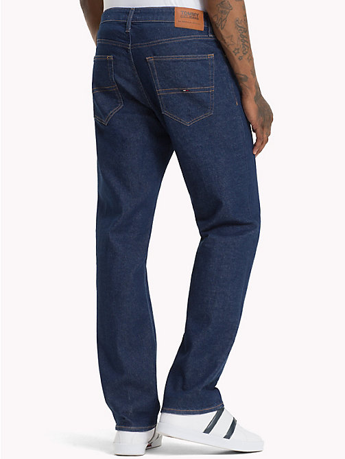 TOMMY JEANS TJ 1951 Relaxed Fit Jeans - TOMMY CLASSICS RINSE - TOMMY JEANS Straight Fit Jeans - detail image 1
