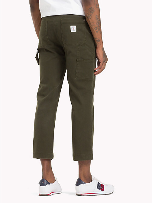 TOMMY JEANS Ankle Length Utility Trousers - ROSIN - TOMMY JEANS Trousers & Shorts - detail image 1