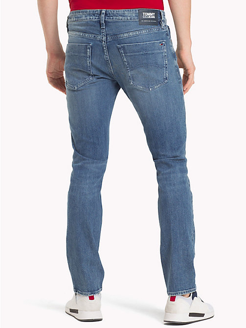 TOMMY JEANS Jeans in denim Coolmax Scanton - TJ COOL MID BLUE COM - TOMMY JEANS Jeans - dettaglio immagine 1
