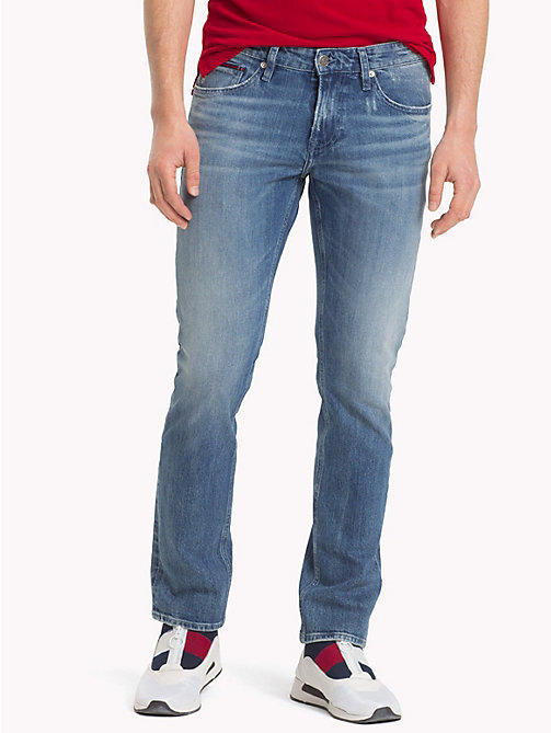 TOMMY JEANS Scanton Coolmax Denim Jeans - TJ COOL MID BLUE COM - TOMMY JEANS Jeans - main image
