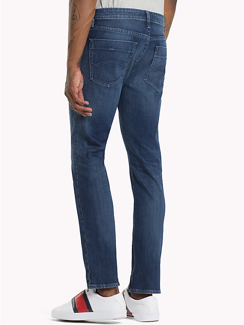 TOMMY JEANS Scanton Coolmax Classic Jeans - TJ COOL DK BLUE COM - TOMMY JEANS Clothing - detail image 1