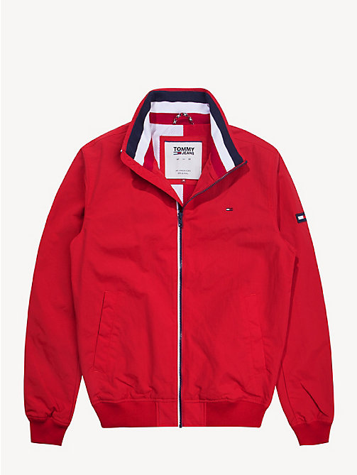 TOMMY JEANS Cazadora bomber de nailon reciclado - SAMBA - TOMMY JEANS Sustainable Evolution - imagen detallada 1